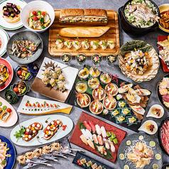 All Day Dining Shizuku オールデイダイニング シズク アートホテル小倉ニュータガワ