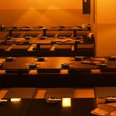 全席完全個室!個室居酒屋 魚三蔵は全160席完全個室のお席でご案内!何名のお客様でも個室宴会が楽しめますので一目を気にせず飲み会をお楽しみ頂き、自慢の料理に専念して旨みを感じれます。忘年会や新年会、歓送迎会など…宴会シーズンに大抜擢な団体個室や貸切利用でのご案内も出来ますのでお早めのご予約を推奨致します