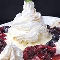 料理メニュー写真リーダーパンケーキ
