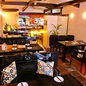 AUBE.cafe CUATROの雰囲気3