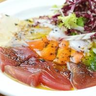 天草、島根、鳥取の漁港から仕入れた美味しい新鮮魚介♪