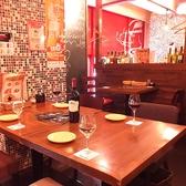 テーブルの組み合わせで、8~10名席もご用意出来ます。最大30名様までOKです♪貸切は用相談(^^)