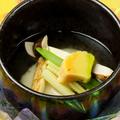 料理メニュー写真大根饅頭と秋刀魚の竜田揚げ