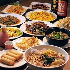 四川料理 蜀味軒 しょくみけんのコース写真
