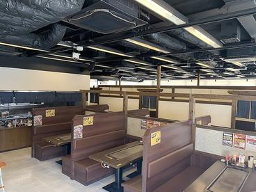 徳川 お好み焼き 西条店の雰囲気1