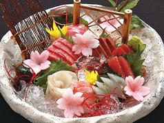 魚菜酒肴 開花屋イメージ
