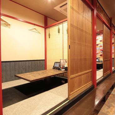 梵天食堂 六丁の目店の雰囲気1