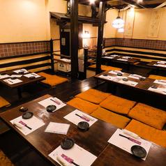 名古屋コーチン モダン和食 互坐 ござの雰囲気1