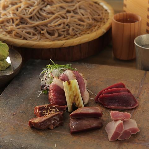 鮮魚と鴨 酒 蕎麦 みかど