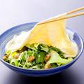料理メニュー写真菜なサラダ