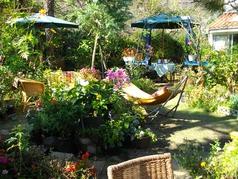 garden cafe 海の塔