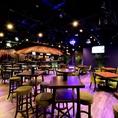 【貸切:THREE MONKEYS CAFE(スリーモンキーズカフェ)】レストランを貸切でご案内。最大120名様まで対応可能(ご予約は40名様~OK。)(フロア5F)
