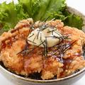 料理メニュー写真チキン南蛮丼