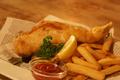 料理メニュー写真Fish & Chips