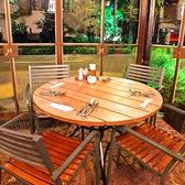 カフェ ラ ボエム Cafe LA BOHEME 新宿御苑の雰囲気2