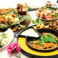 名古屋での各種ご宴会におすすめの飲み放題付コースは2980円~ご用意しております。当店自慢の肉料理やチーズタッカルビも堪能できるプランもあり!