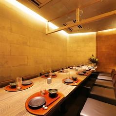 海鮮和食個室居酒屋 世海 セカイ すすきの店の雰囲気1