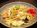 料理メニュー写真炒麺(チャーメン)