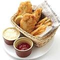 料理メニュー写真Chicken and Chips チキン&チップス