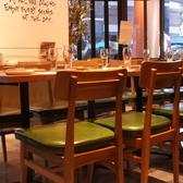 小宴会に最適なテーブル席
