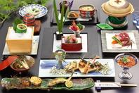 五感で愉しむ洗練された和食会席