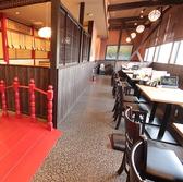 梵天食堂 六丁の目店の雰囲気2
