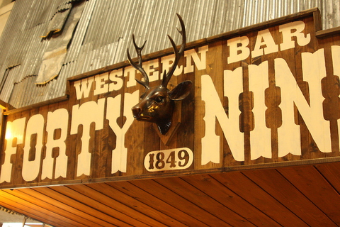 Western Bar Forty Niners (フォーティーナイナーズ)