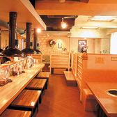 国産黒毛和牛の専門店。カウンター席とテーブル席、掘りごたつ席や個室など、様々なお席でお愉しみ頂けます。