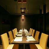 宴会におすすめのテーブル個室