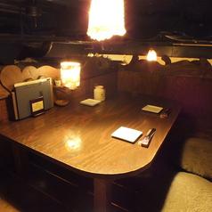 テーブルロフト席