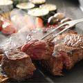 料理メニュー写真国産牛のバンボリーナステーキ