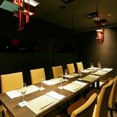 ご宴会・会食におすすめのテーブル席