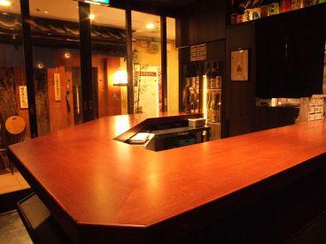 日本酒スタンド モト moto 新宿の雰囲気1