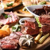 肉をたっぷり堪能!!豪快!!肉バルコースをご用意!!