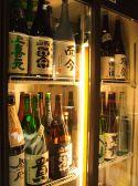 日本酒スタンド モト moto 新宿の雰囲気2