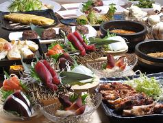 Aozora DINING アオゾラダイニングのコース写真