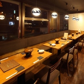 4名様、6名様、8名様、最大14名様までのテーブル席です!窓際で名駅の夜景を見ながらお食事を!女子会や会社仲間との一杯、ご友人との飲み会などにも最適な楽しい雰囲気のお席となっております!