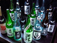 日本酒で全国を旅する☆