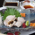 料理メニュー写真和歌山県産 はも