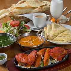 インド料理 チャンダニー