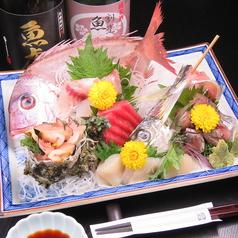 完全個室 割烹 魚虎のおすすめ料理1