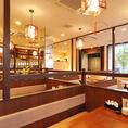 埼玉県・戸田駅より徒歩5分♪清潔感のある店内は各種ご宴会や歓送迎会に最適♪貸切などお気軽にお問合せ下さい。