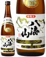 八海山:新潟県 <やわらかな口当たりと淡麗な味わい。八海山を最も象徴する銘柄です。吟醸規格で醸される本醸造は辛さ、味わい、喉越しともにキレが良いです>一合750円