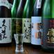 全国からの厳選日本酒が勢ぞろい!!