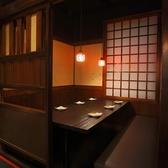蒲田駅1分★2名様~完全個室あり♪最大個室は45名様までOK貸切もOK♪古民家風のお洒落個室が人気♪おしゃれなカウンターも人気!