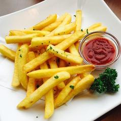 料理メニュー写真ポテト-Potato-