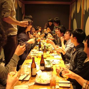 彩食美酒 膳屋 蔵本店の雰囲気1