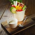 料理メニュー写真野菜畑のバーニャカウダー