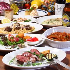 トラットリアピューのおすすめ料理1