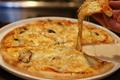 料理メニュー写真ペパロニピザ